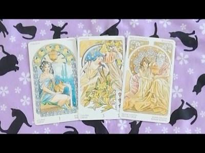 恋愛運上昇中⁉カードが今あなたに伝えたいメッセージ