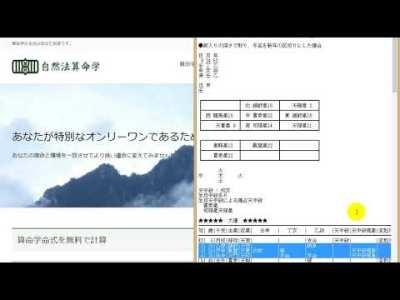 自然法算命学(496)前澤友作・ZOZOの創業者