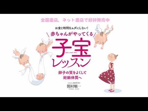 『赤ちゃんがやってくる 子宝レッスン ~卵子の質をよくして妊娠体質へ~』 関村 順一 /著
