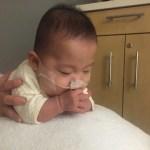 【育児記録28】退院して3ヶ月が経ちました