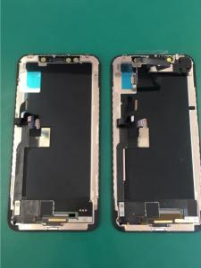iPhoneXのフロントパネル