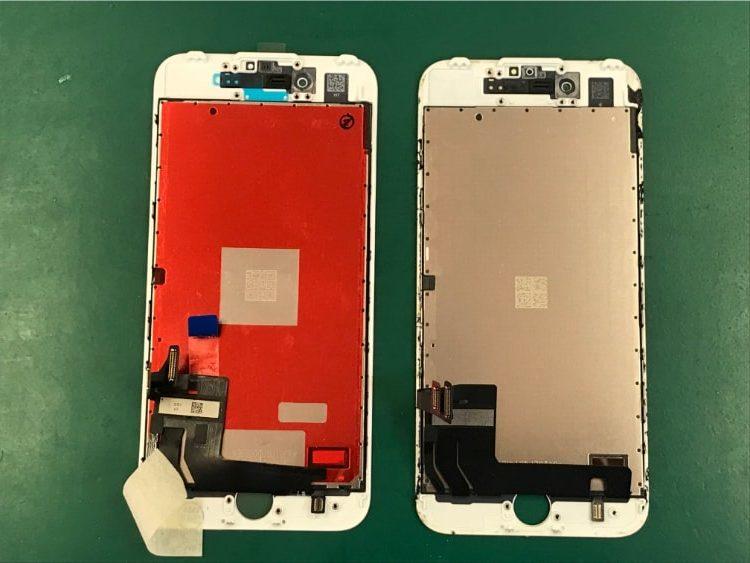 iPhone7画面修理