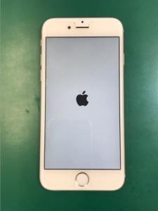 リンゴループで起動しないiPhone