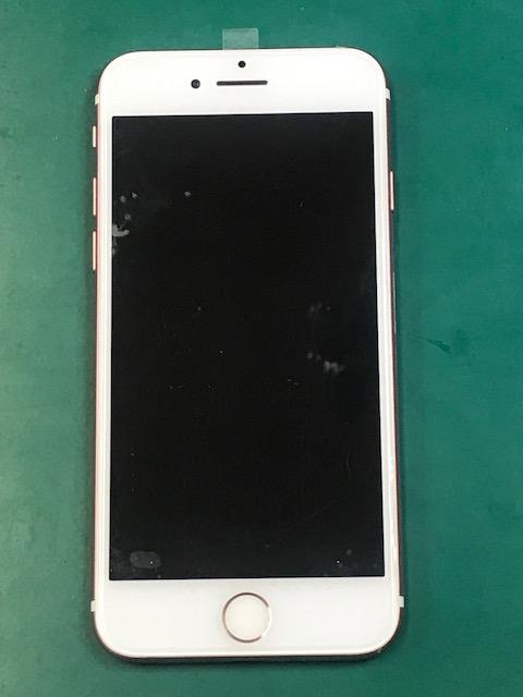 iPhone7ガラス割れ修理後