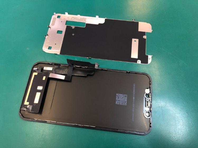 iPhoneXRパネル交換修理