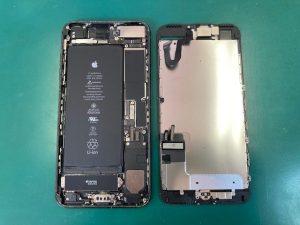 iPhone7Plusの画面修理