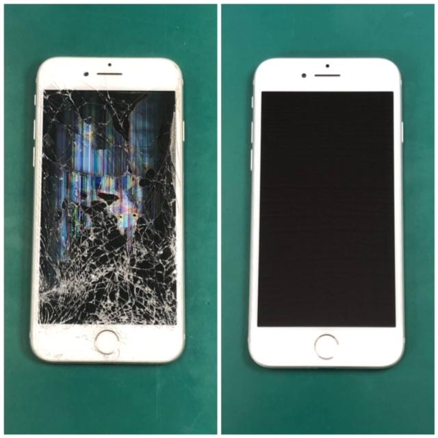 iPhone7ディスプレイ交換修理