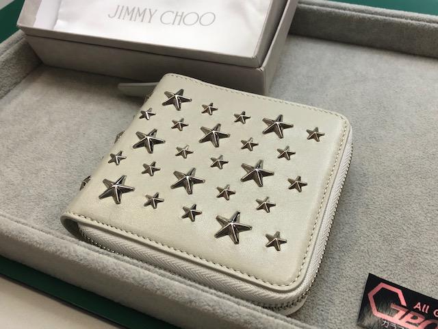ジミーチュウ財布をガラスコーティング