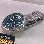 SEIKO腕時計をガラスコーティング