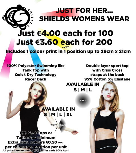 Shields T-Shirt Offer 3