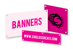 Banners by Shields Create - Print in Paphos