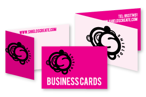 Business cards - Print in Paphos
