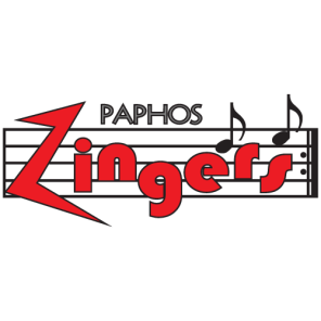 Paphos Zingers - Sponsored with artwork by Shields