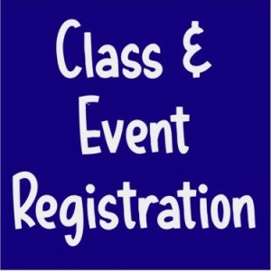 Class & Event Registration