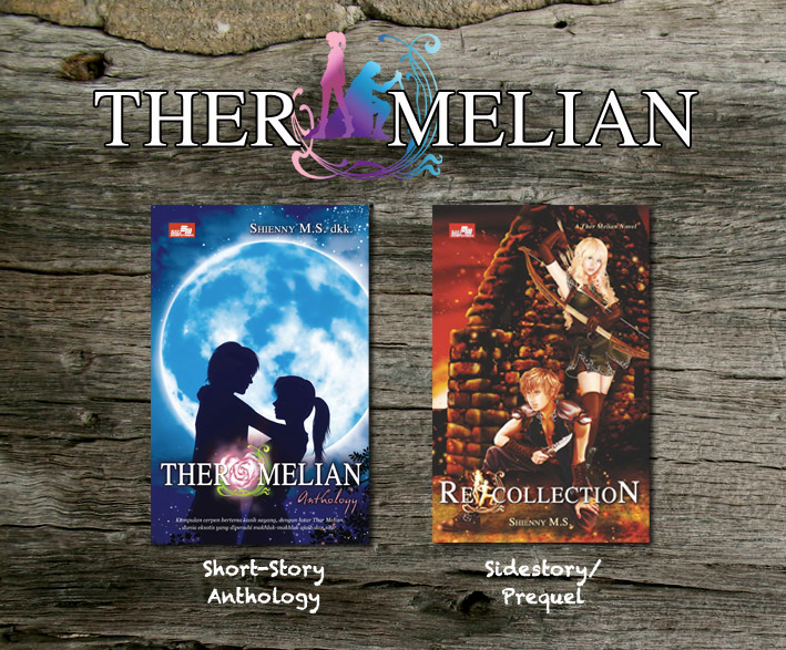Ther Melian Merchandise and Book sale! (4/4)