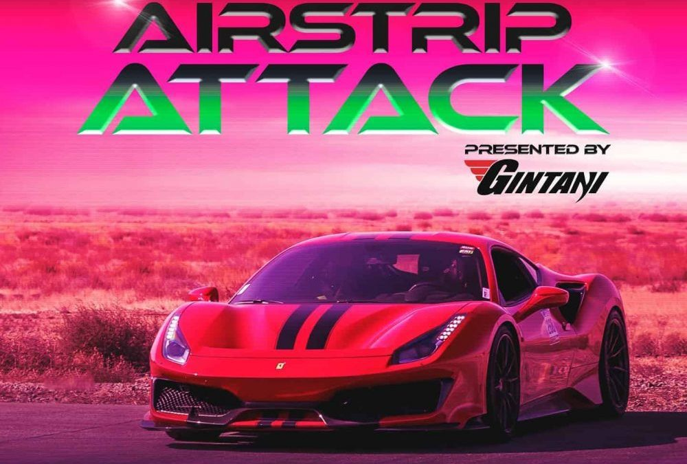 2020 California Airstrip Attack by Gintani
