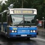 Scania CN113ALB - Miasteczko Studenckie AGH