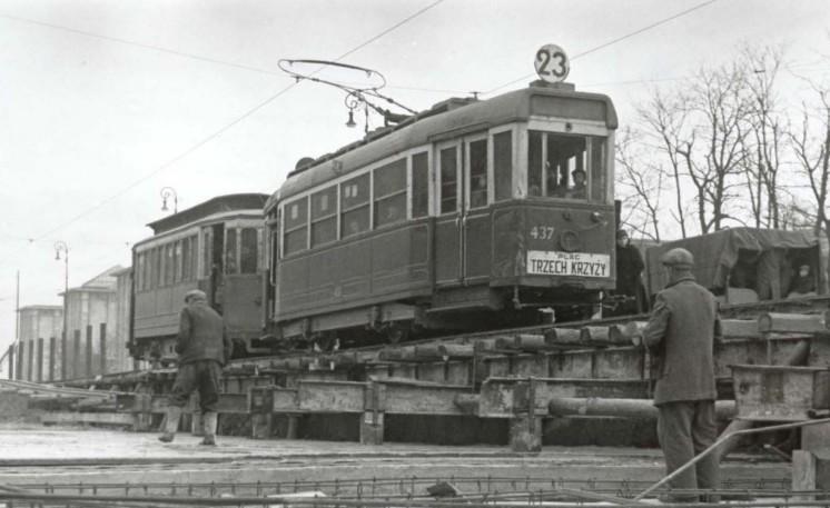 K #437 - Warszawa