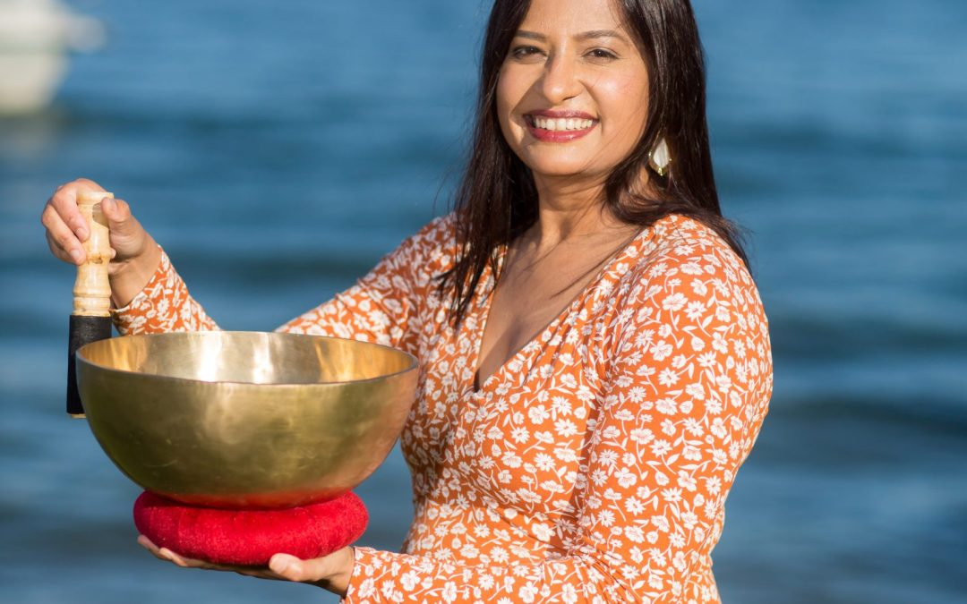 How To Create Your Own Sound Bath At Home
