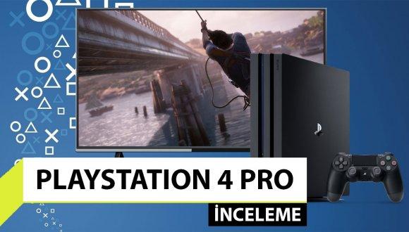 PlayStation 4 Pro inceleme