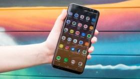 Android Oreo ile çalışan Galaxy S8 böyle görünüyor!
