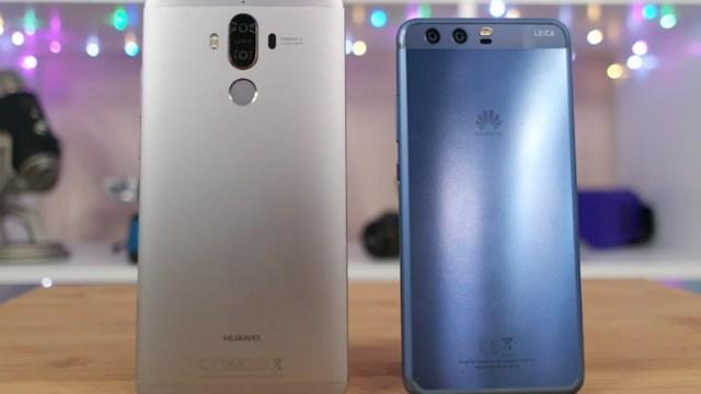 Huawei P10 - Mate 9
