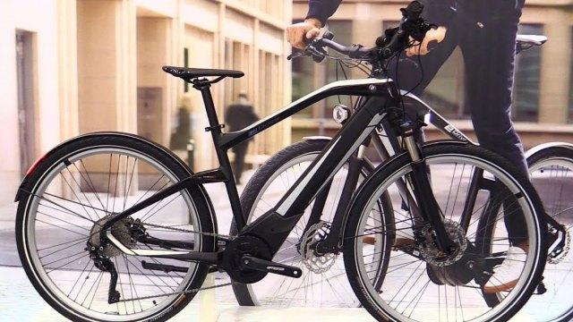 BMW bisiklet
