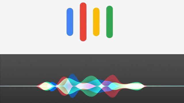 Google Asistan ve Siri