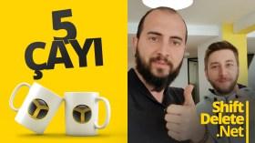 5 Çayı #153: Teknoloji gündemini yorumluyoruz