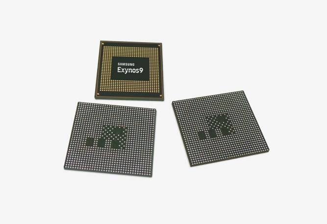 Galaxy S9 işlemcisi Exynos 9810