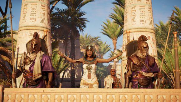 Assassin's Creed Origins inceleme