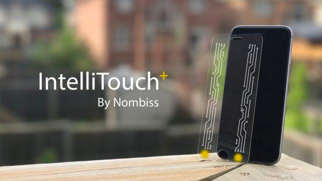 iPhone için elektronik cam filmi: IntelliTouch+