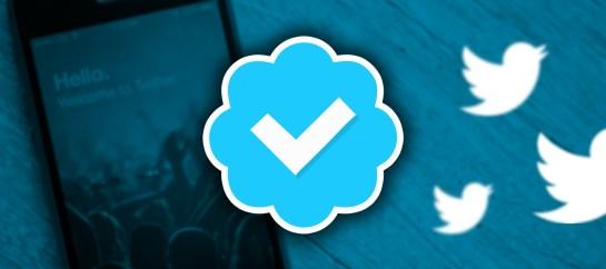 Twitter hesap onaylama