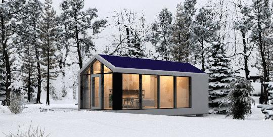 3D baskı ev