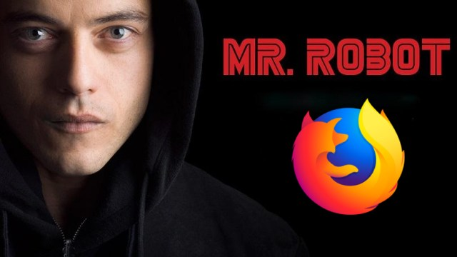 Mozilla Firefox, Mr. Robot