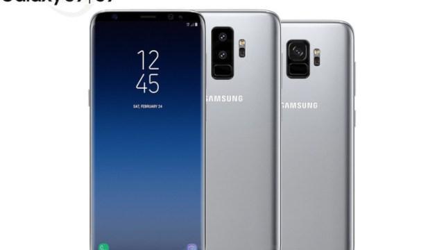 Galaxy S9 Plus render görüntüleri sızdırıldı!