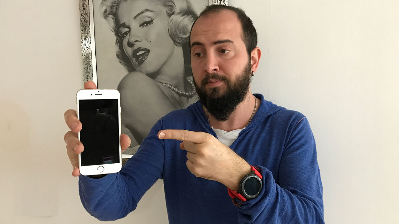 iPhone yavaslatma