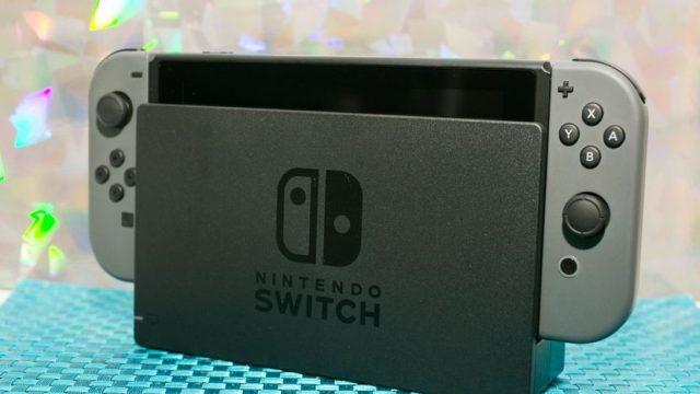 Nintendo Switch 10 milyondan fazla sattı!