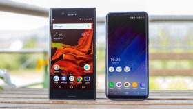 Galaxy S9 rakibi Sony modeli ortaya çıktı!