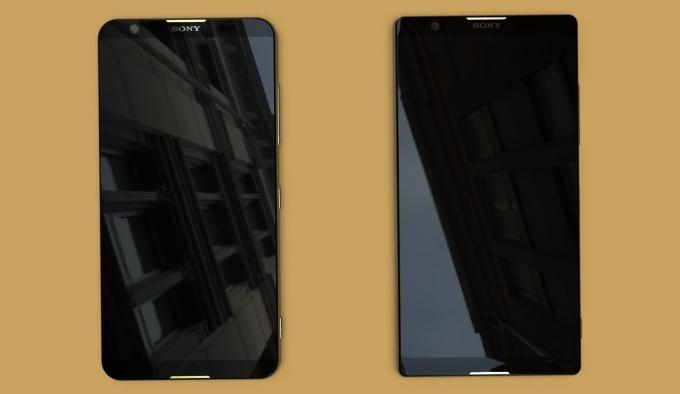 Xperia XZ1 Premium –XZ1 Plus