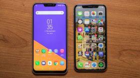 iPhone X'a kardeş, Asus Zenfone 5 2018!