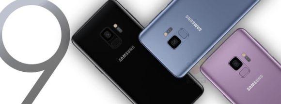 Galaxy S9 zil sesi