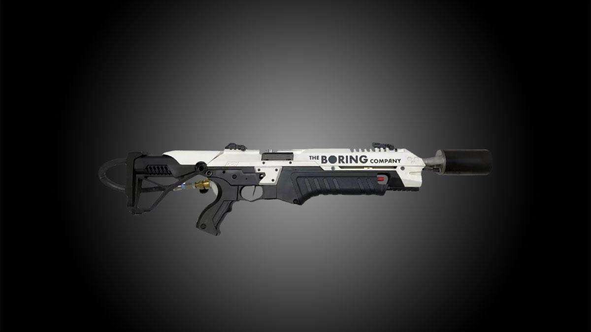 boring company elon musk alev silahı