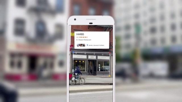 Yapay zeka tabanlı Google Lens, iOS için kullanımda!