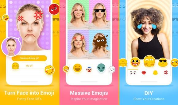Animoji ve AR Emoji alternatifleri