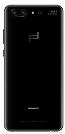 Huawei P20 Pro canlı görüntülendi