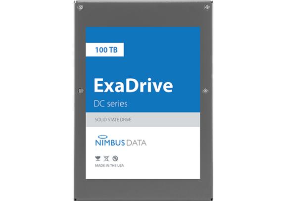 Nimbus ExaDrive DC100