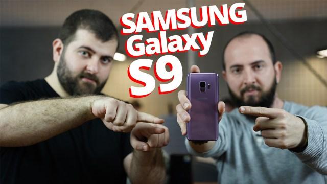 Samsung Galaxy S9 inceleme – S8'e göre farklılıkları!