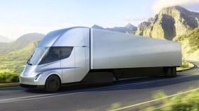 Tesla Semi yollara çıktı!