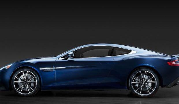 James Bond imzalı Aston Martin